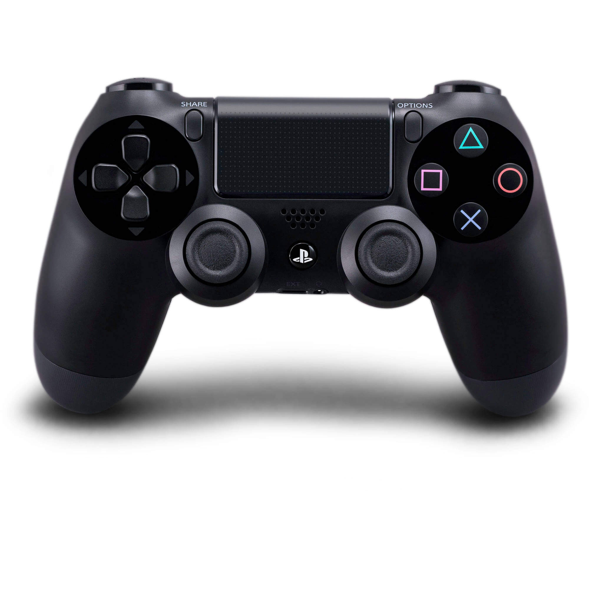 sony playstation 4 wireless dualshock 4 v2 controller zwart console360. Black Bedroom Furniture Sets. Home Design Ideas