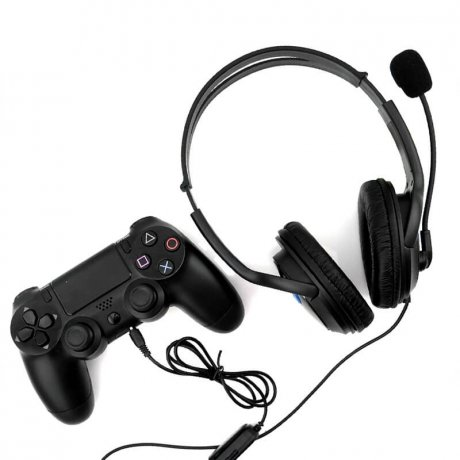 PS4 Headset / Xbox one headset  3.5 mm plug mini-jac