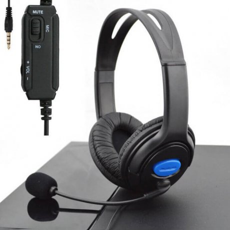 ps4 / xbox on headset 3.5 mm plug