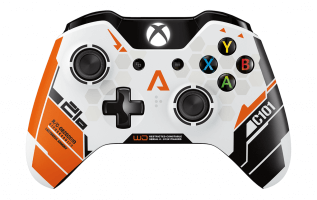 Microsoft Xbox One Wireless Titanfall Controller – Limited Edition