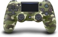 Sony Wireless Dualshock PlayStation 4 Controller (urban camouflage groen)