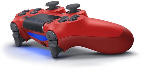 Sony PlayStation 4 Wireless Dualshock 4 V2 Controller – Rood – PS4 – console360.nl