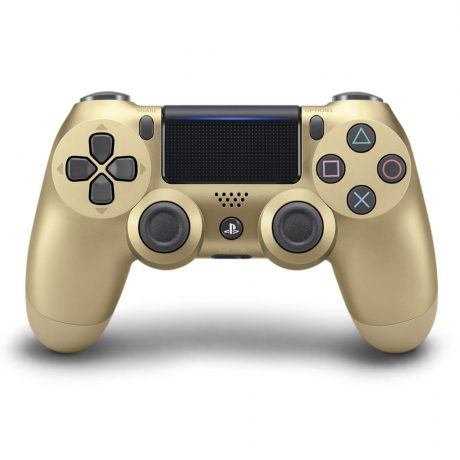 playstation 4 v2 controller gold (2)